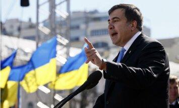 Саакашвили: окружение Путина в панике от санкций