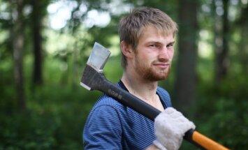'Lauku sētas' kumēdiņu meistars Normunds: es gribu vēl filmēties