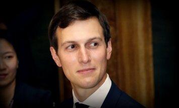 Trampa ģimene pērn tikusies ar Kremlim pietuvinātu juristi, vēsta mediji