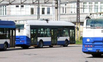 'EuroBasket 2015' turnīra laikā kursēs speciāls 3B maršruta trolejbuss
