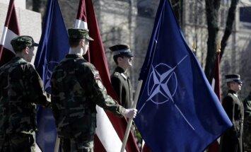 Krievijas diplomāts kritizē NATO politiku attiecībā uz Baltijas valstīm