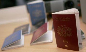 Rosina paplašināt diplomātisko pasu saņēmēju loku