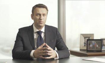 Video: Navaļnijs uzsāk cīņu par Krievijas prezidenta amatu