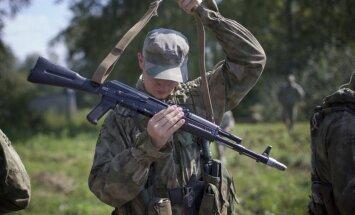 Mācības 'Zapad' rada reālas briesmas Polijai, uzsver Polijas aizsardzības ministrs