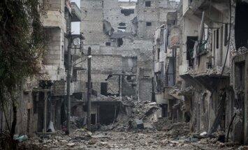 Krievija pieļauj Sīrijas opozīcijas uzvaru konfliktā