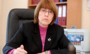 IUB vadītāja: puse no iesniegtajām sūdzībām ir pamatotas