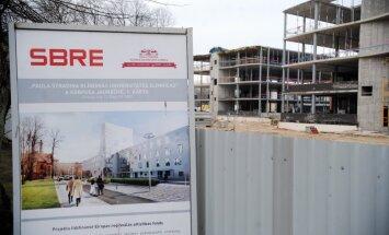 Veselības ministrs: šobrīd es varu teikt, ka jaunā Stradiņa slimnīca būs