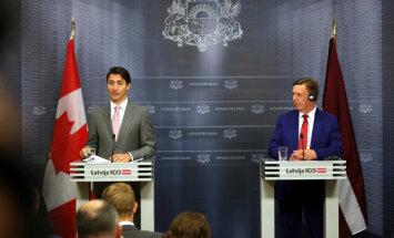 Канада продлила свое командование батальоном НАТО в Латвии еще на четыре года
