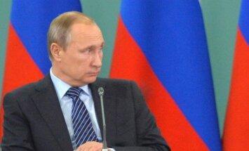 Putins: Krievija 'nemeklē ienaidniekus'