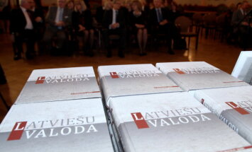 Tests: Vai proti latviešu valodu labāk nekā rektors?