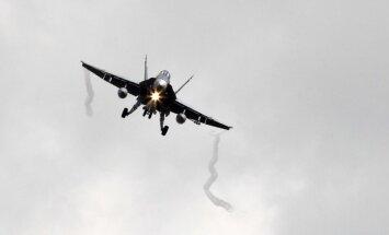 Krievijas iznīcinātāji pārkāpj Zviedrijas gaisa telpu
