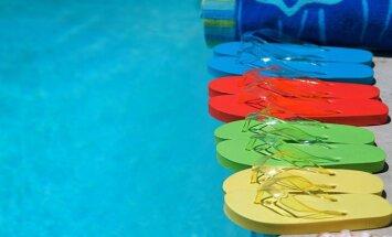 Peldēšanas nodarbības laikā Ventspils peldbaseinā gājis bojā zēns