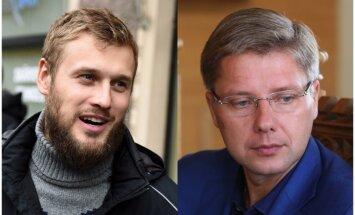 Ušakovs neredz iemeslu, kāpēc RS nevarētu slēgt līgumu ar kukuļošanā vainoto Brožu