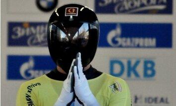 Martins Dukurs līderis pēc pasaules čempionāta pirmās dienas