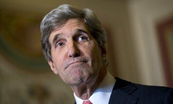 Kerijs: NATO jāizvērtē gatavība reaģēt uz Sīrijas radītajiem draudiem