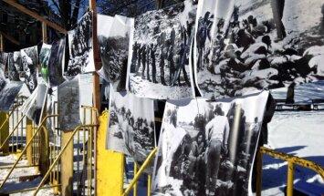 ĀM apkopo faktus par Latvijas kritušo kareivju godināšanu