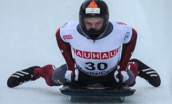 Britu laikraksts starp desmit spožākajiem sportistiem Soču Olimpiādē iekļāvis arī Martinu Dukuru