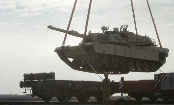 Aizvadīta diskusija par NATO nākotni un pastiprināto klātbūtni Baltijas reģionā
