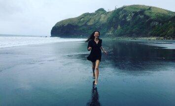 Piedzīvojumi Ekvadorā: kā latvieši atrada melno pludmali, par ko neraksta ceļvežos