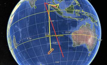 Командир пропавшего MH370 заранее отрабатывал последний полет