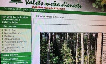 Valsts meža dienests par 1,268 miljoniem latu iegādāsies apvidus automašīnas