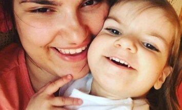 Mazajai Beatrisei trešo sirds operāciju nevajadzēs; meitene gatavojas bērndārznieka gaitām
