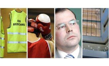 Obligātās vestes, Krievijas jaunās sankcijas, Mamikina kritika un ielūkojies Gaismas pilī