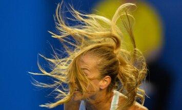 Foto: Ķīniete Na Li uzvar sezonas pirmajā 'Grand Slam' turnīrā Austrālijā