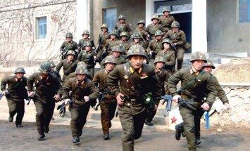 Ziemeļkoreja lauž 1953. gada pamiera līgumu