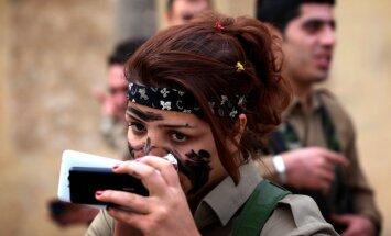Trauksme ilgstoši mierīgajos Irānas ziemeļos - kurdi atkal saceļas