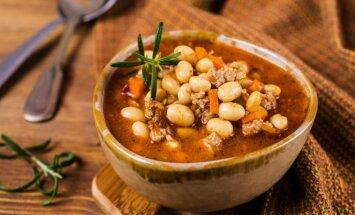 Atslodzes diena plītij: fikso zupu receptes izsalkušiem ēdājiem
