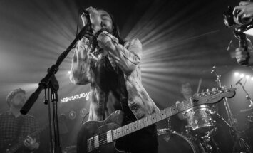 LP koncertu Siguldā iesildīs pašmāju grupa 'Neon Saturdays'