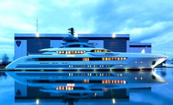 Лодка российского миллиардера вызовет ажиотаж на престижнейшей мировой выставке яхт