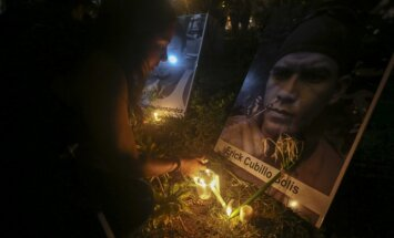 Protestos Nikaragvā bojāgājušo skaits sasniedzis 34