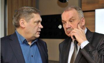 Latvijas hokeja izlases vadību satrauc Rīgas 'Dinamo' neveiksmīgā sezona