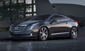 'Cadillac' hibrīda kupeja 'ELR' nonāks arī Eiropā