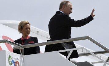 """Путин досрочно покинул """"конструктивный"""" саммит G20"""