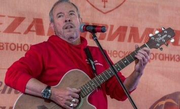 Maskavā noticis jauns izlēciens pret mūziķi Andreju Makareviču