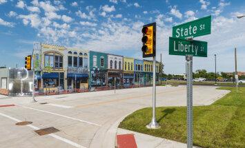 Video: Pilsētiņa ASV speciāli bezpilota automobiļiem