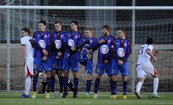 'Jelgava' pirmajā Eiropas līgas kvalifikācijas mačā piedzīvo pārliecinošu zaudējumu