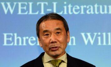 Haruki Murakami sācis atbildēt uz lasītāju vēstulēm
