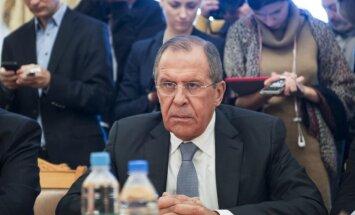 Krievija paziņo, ka ASV atteikušās uzņemt Krievijas delegāciju Sīrijas jautājumā
