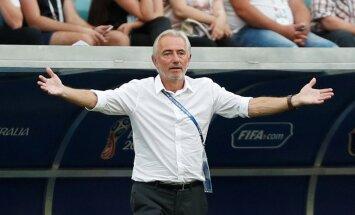 Тренеры двух сборных отправлены в отставку после провала на ЧМ в России