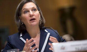 NATO jāpaliek nelokāmai Ukrainas jautājumā, norāda ASV amatpersona