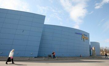 Tirdzniecības centrs 'Azur' gatavojas pamatīgām pārmaiņām
