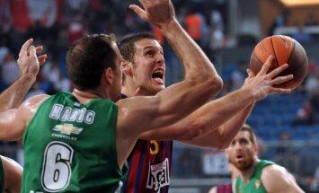 Blūma 'Panathinaikos' nākamās trīs spēles būs jāaizvada bez līdzjutējiem