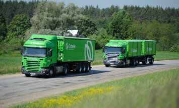Latvijā lielākie pārtikas ražotāji – 'Dobeles dzirnavnieks', 'Rīgas piena kombināts' un 'Latvijas balzams'