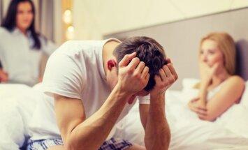 Kas mudina vīrieti spert sānsoļus un kā atklāt, ka viņš tevi krāpj