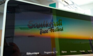 'Saulkrasti Jazz' - programma un mākslinieki