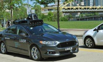 Uber представил первый в мире беспилотный автомобиль